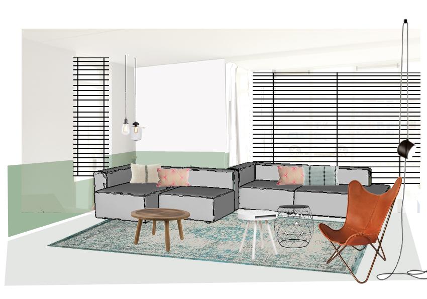 Interieurontwerp en styling advies - Interieurontwerp thuis kleur ...