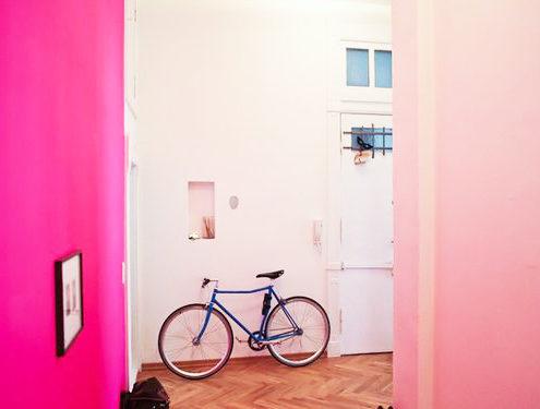 Pimpelwit interieurontwerp kleur in huis