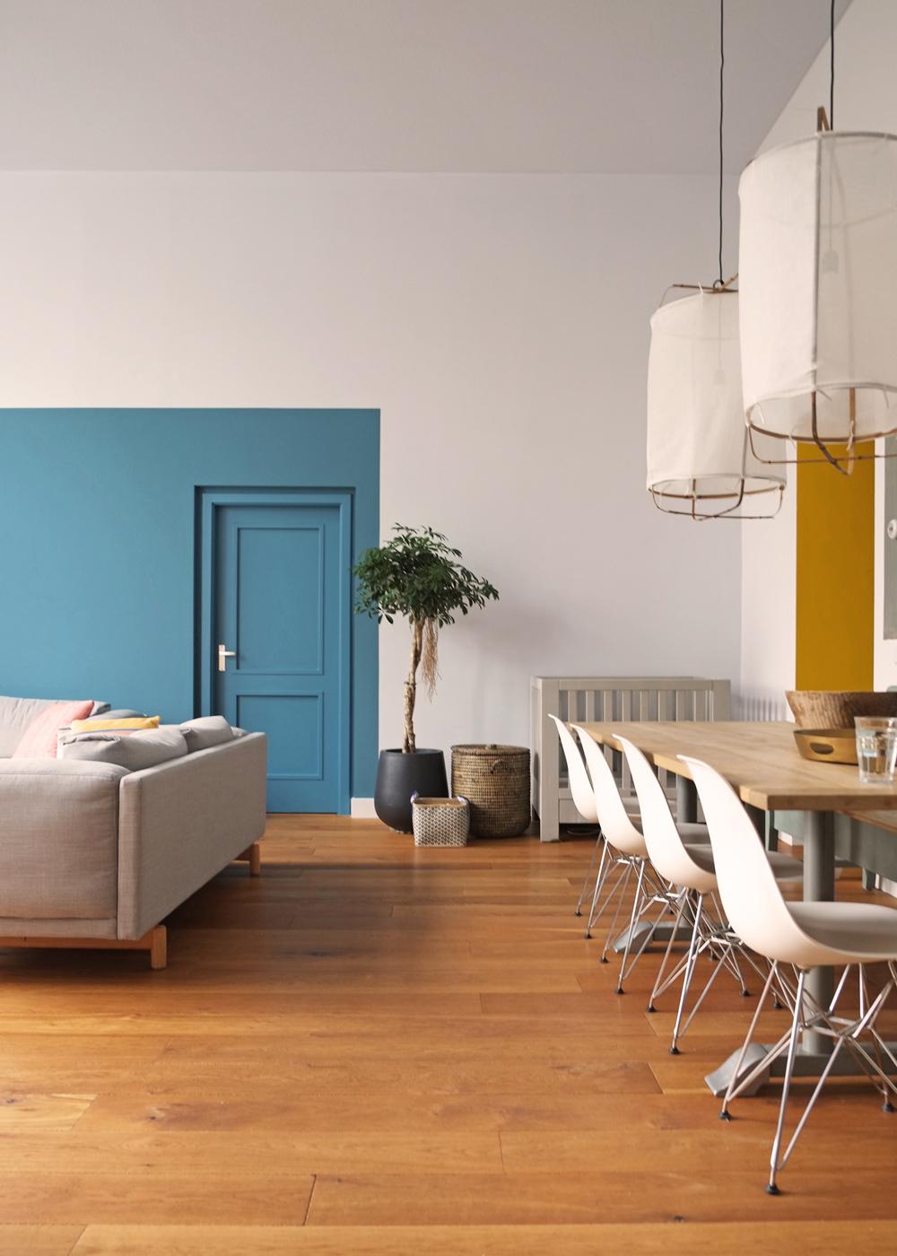 Kleur brengt sfeer in de ruimte pimpelwit styling interieurontwerp en styling advies - Interieurontwerp thuis kleur ...