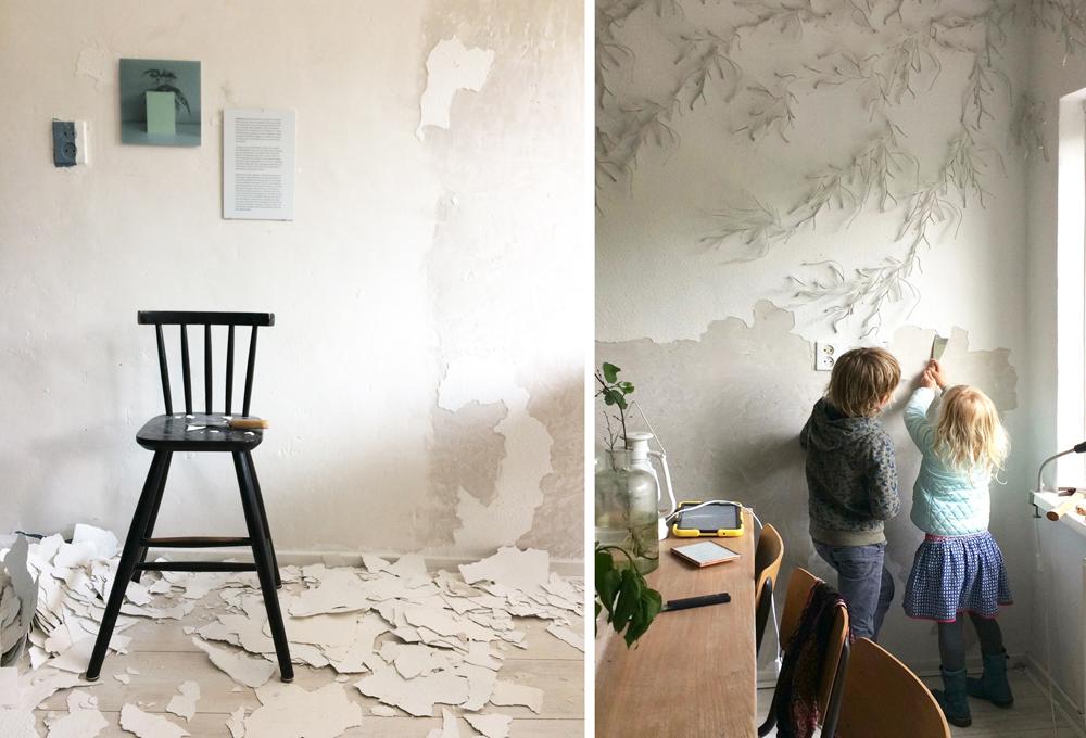 Betonlook, kleur of fris wit? - Pimpelwit Interieur