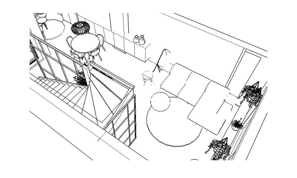 Interieur-ontwerp-pimpelwit-3 tips voor kleuren en materialen in huis-styling-3D-woonkamer