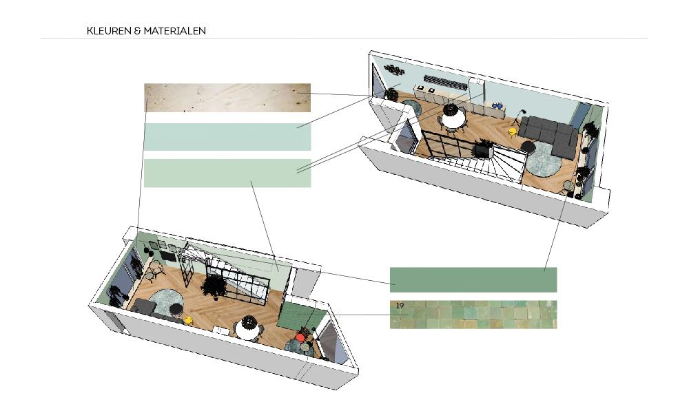 Interieurontwerp-3D-pimpelwit-styling-3 tips voor kleuren en materialen in huis-woonkamer-utrecht-kleuren-materialen-woontips