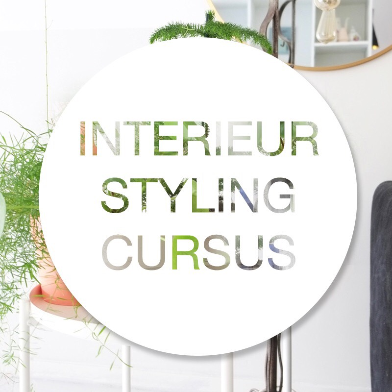 Interieurstyling cursus for Cursus interieurstyling
