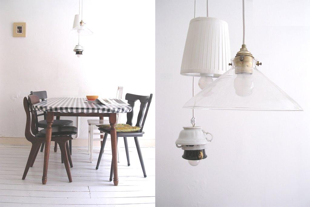 Lamp Boven Tafel : Oosterse lamp uma eettafel