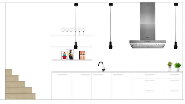 keuken ontwerp doorsnede arbeiderswoning utrecht pimpelwit