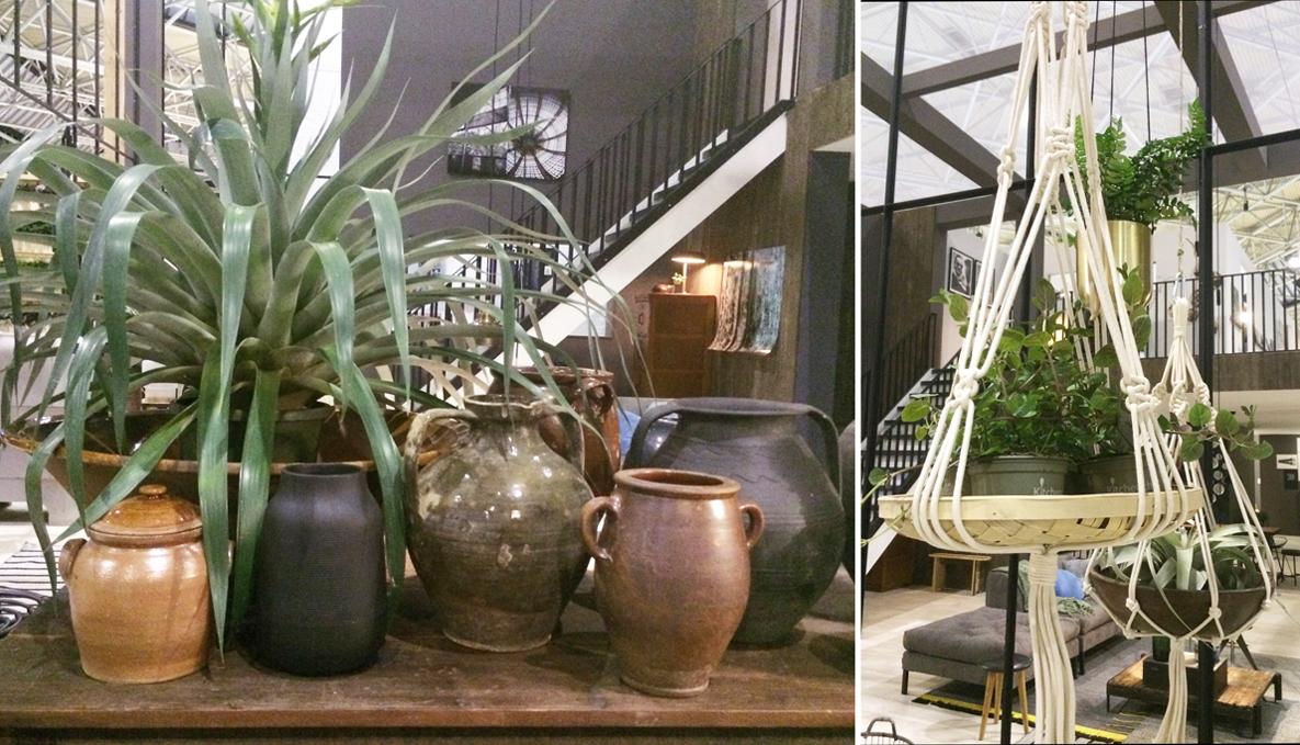 Wonen In Wit : Veel groen te zien op de vt wonen designbeurs pimpelwit interieur