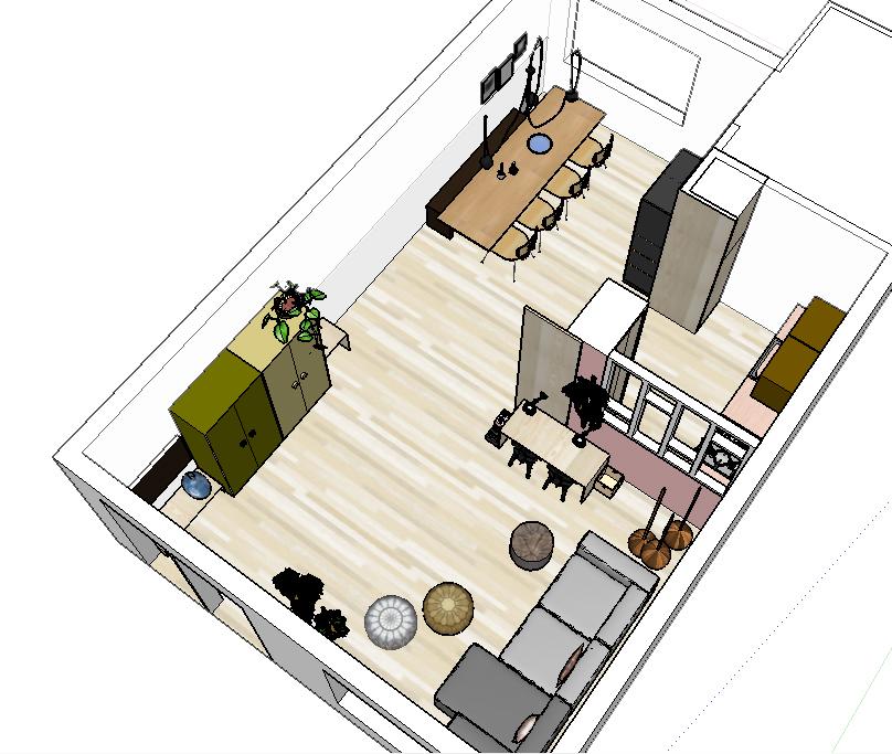 Een fijne indeling van je huis pimpelwit interieur for Woning indeling
