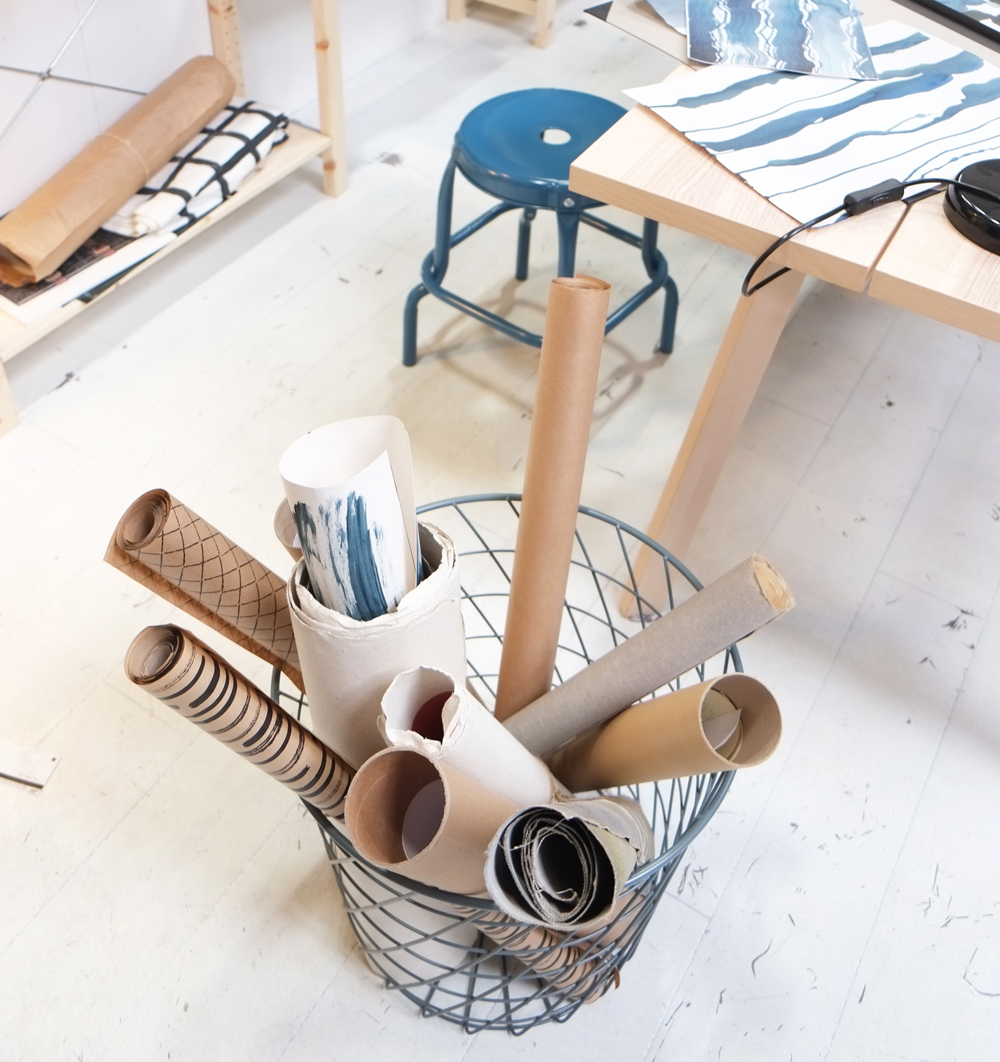 Pimpelwit_interieurontwerp_de ideale werkplek-Ikea_salonedelmobile2017_atelier_werkruimte_draadmanden