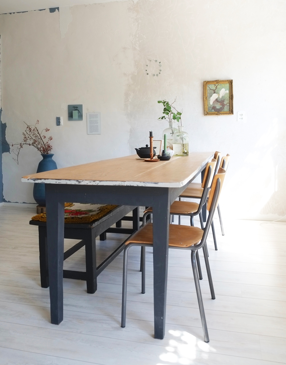 Pimpelwit-interieurontwerp-betonlook-3D-styling-makeover-woonkamer-keuken-betonmuur