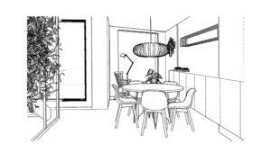 Interieurontwerp-3D-pimpelwit-styling-woonkamer-utrecht-ronde ...