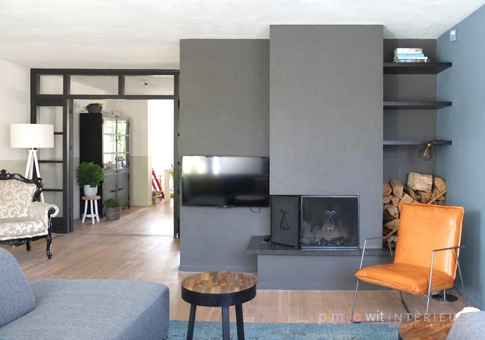 Interieuradvies nieuwbouwwoning Houten